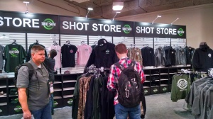 A glimpse into the SHOT Show Store